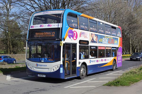 10015 PX12DLY, Lancaster 24/3/2014