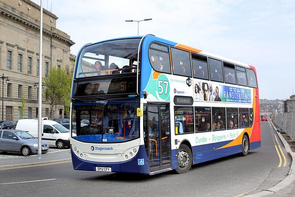 10005 SP12CFY, Dundee 28/4/2014