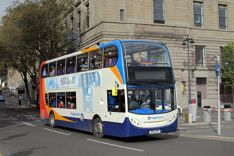 10006 SP12CFZ, Dundee 9/10/2017