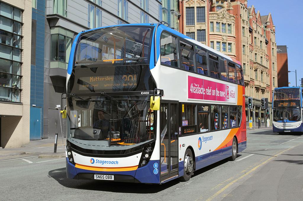 10469 SN65OBB, Manchester 31/5/2016