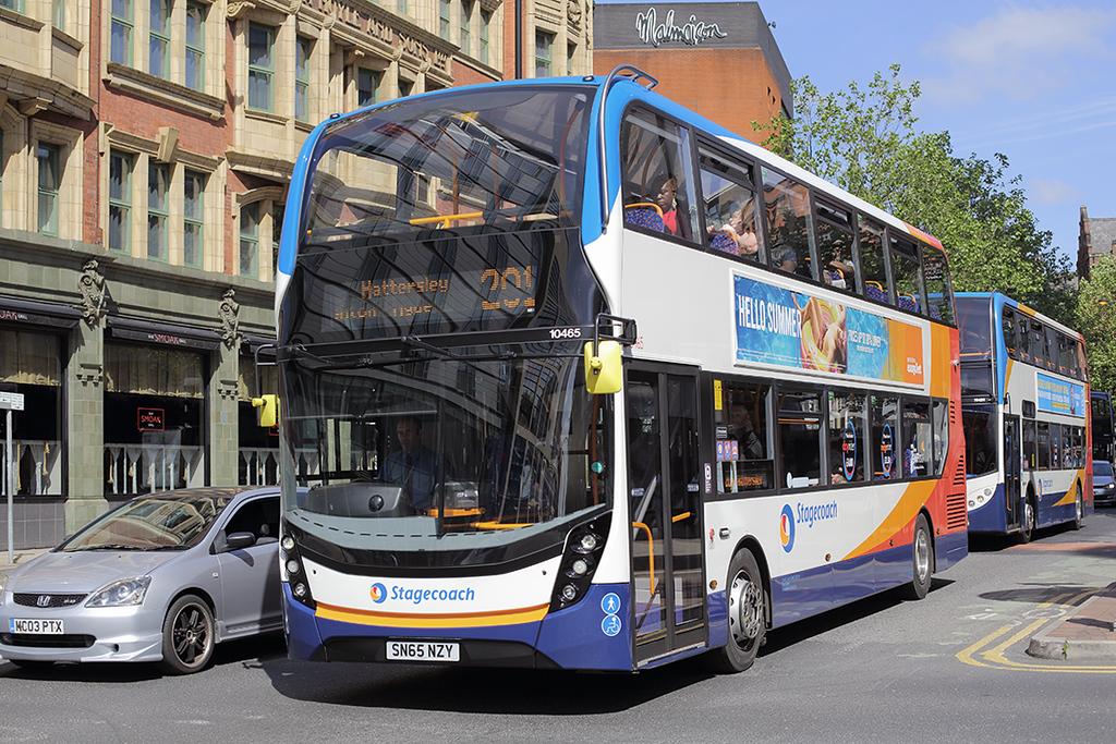 10465 SN65NZY, Manchester 31/5/2016