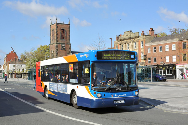 22019 NK03XJJ, Stockton-on-Tees 5/5/2017