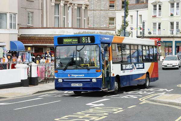 32410 N410MBW, Teignmouth 16/7/2004