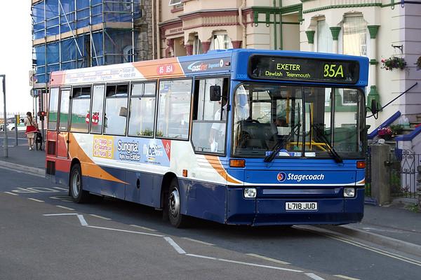 32018 L718JUD, Dawlish 16/7/2004