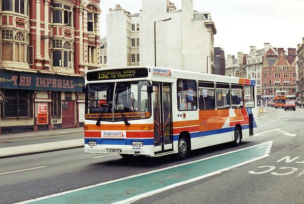 30238 L238CCW, Manchester 25/8/1994
