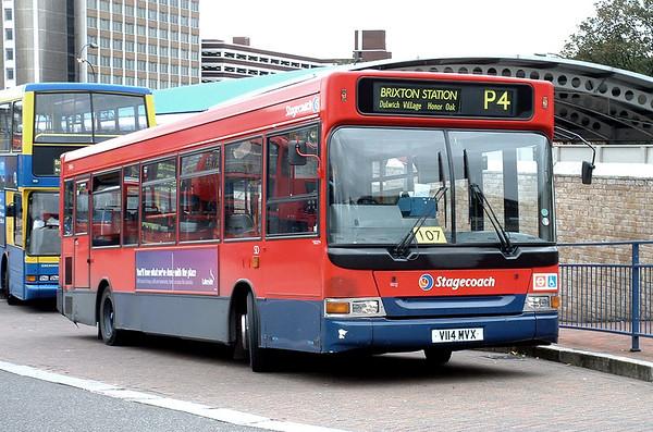 34114 V114MVX, Lewisham 19/10/2004
