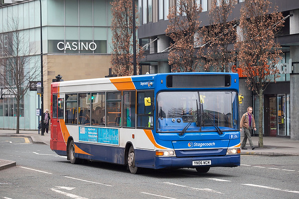 35111 YN06WCM, Sheffield 30/1/2020
