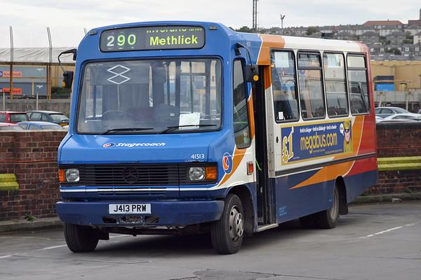 41513 J413PRW, Aberdeen 6/10/2004