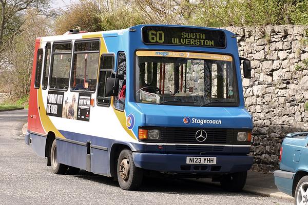 40023 N123YHH, Ulverston 15/4/2005