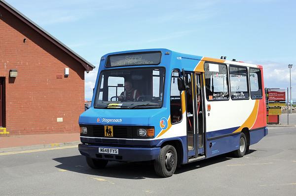 40098 M648FYS, Brodick 30/6/2014