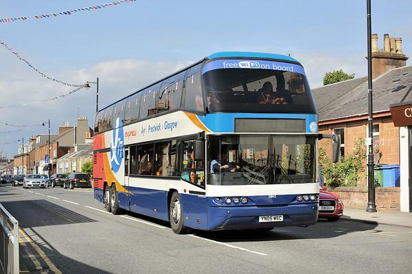 50145 YN05WEC, Prestwick 30/6/2014