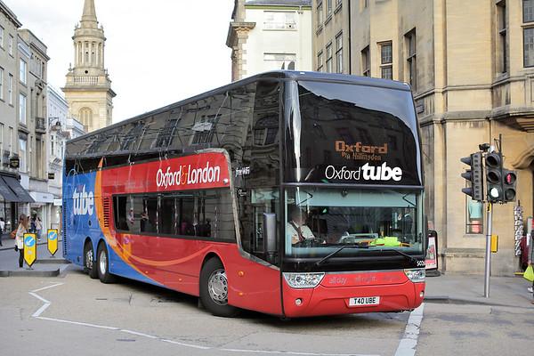 50261 T40UBE, Oxford 15/9/2014
