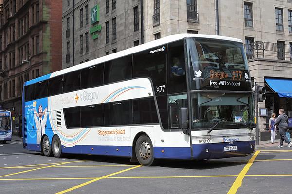 50219 X77SCJ, Glasgow 19/6/2017