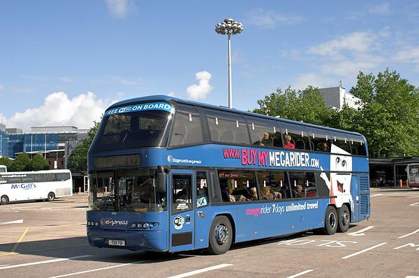 50140 TSV721, Glasgow 5/7/2014