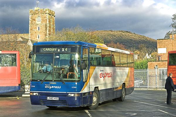 52180 L580HSG, Abergavenny 3/12/2005