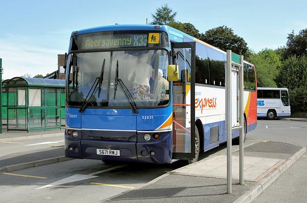 52631 S671RWJ, Abergavenny 11/7/2014