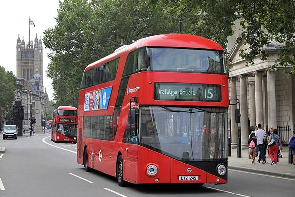 LT249 LTZ1249, Whitehall 18/8/2016