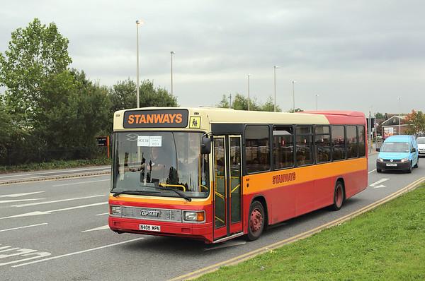 N408MPN, Crewe 16/9/2015