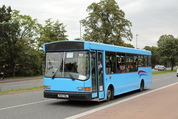 P137TDL, Crewe 16/9/2015