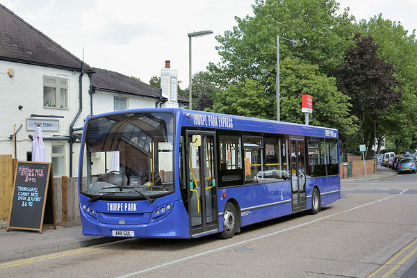 AE5 AH11SUL, Staines 7/8/2014