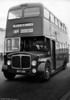 512 (RCY 354), an AEC Regent V/Weymann H39/32F. Note the square wings and absence of front upper deck window vents when these were new.