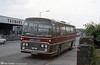 A nearside view of N&C AEC Reliance/Plaxton C51F UNY 832G.