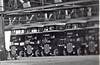A line up of brand new 1937 AEC Regent/Weymann H30/26R, prior to entry into service for tramway replacement at Swansea from the then new Ravenhill depot.