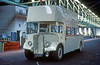 AEC Regent III/Weymann H30/26R 323 (FWN 361) was converted to a treelopper and towing vehicle in 1962. It became the last Regent III in the fleet when withdrawn in 1968.