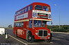 Another view of preserved 1964 AEC Regent V/Weymann H39/32F 590 (423 HCY).