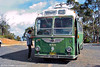 Former United Welsh 1 (NCY 627), a 1956 Bristol LS6G/ECW C39F, latterly SWT 355 and seen here in Perth, Australia. (Picture courtesy John Revill).