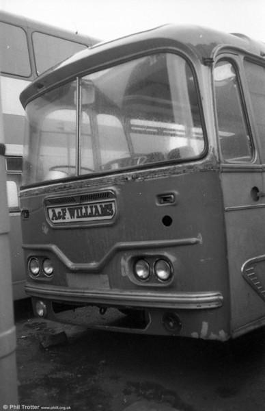 Former Thomas Bros. AEC Reliance/Harrington C41F 120 LNY.