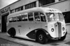 Seen when brand new in 1950 is 1018 (GCY 445) an AEC Regal III with Windover FC28F, one of three similar coaches purchased for continental tours.