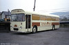 Seen after sale to a glazing company is 1960 (NCY 291F), another 1968 AEC Reliance/Willowbrook B53F.