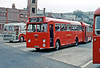 845 (XWN 822), a 1961 AEC Reliance/Park Royal B45F seen at Maesteg.