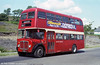 AEC Regent V/Willowbrook H39/32F 769 (9 BWN) in the sunshine at Manselton.