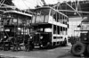 247 (ACY 46) was another 1937 AEC Regent/Weymann H30/26R, seen undergoing an extensive rebuild at Ravenhill.