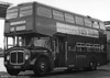 The completed job: 1242 (305 ECY) a 1963 AEC Renown/Park Royal H39/32F seen at Ravenhill.
