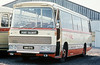 134 (UWN 67H), a 1970 AEC Reliance/Duple C41F, ex-Thomas Bros (Port Talbot) Ltd.