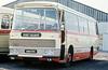 134 (UWN 67H), a 1970 AEC Reliance/Duple C41F, ex-Thomas Bros (Port Talbot) Ltd.