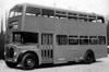 501 (RCY 343) was the first of the 1958 AEC Regent V/Weymann H39/32F, seen prior to delivery.
