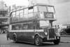 1938 Leyland TD5/Weymann L27/26R 518 (BCY 586) in central Swansea.
