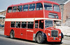 915 (SWN 158) was a 1959 Bristol LD6G/ECW H33/27R waiting at Llanelli