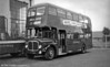 Seen at Ravenhill when quite new is 553 (YCY 806) a 1961 AEC Regent V/Willowbrook H39/32F.