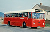 421 (DNY 131C) an AEC Reliance/Weymann DP49F, formerly with Thomas Bros.