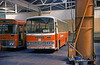 221 (PWN 221M) another of the 1973 Bedford YRQ/Willowbrook DP45F at Gorseinon..