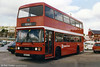 1985 Leyland Olympian/ECW H45/30F 903 (C903 FCY) seen when new.