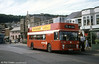 Bristol VRT SL3/ECW CO43/31F 930 (RTH 930S) in open top form at Oystermouth.