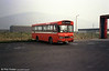Ford R1014/Duple B43F 263 (NCY 263R) at Port Talbot.