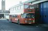 Bristol VRT SL3/ECW H43/31F 961 (WTH 961T) at Crewe Bus Station.