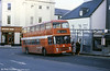 Bristol VRT SL3/ECW H43/31F 945 (WTH 945T) at Haverfordwest.